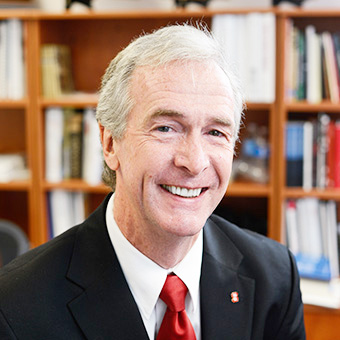 Dean Jeffrey Braden, College of Humanities and Social Sciences