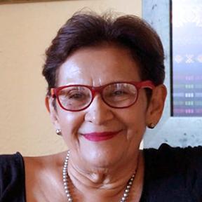 "Rodríguez es autora de ""La prosa de la contra-insurgencia"""