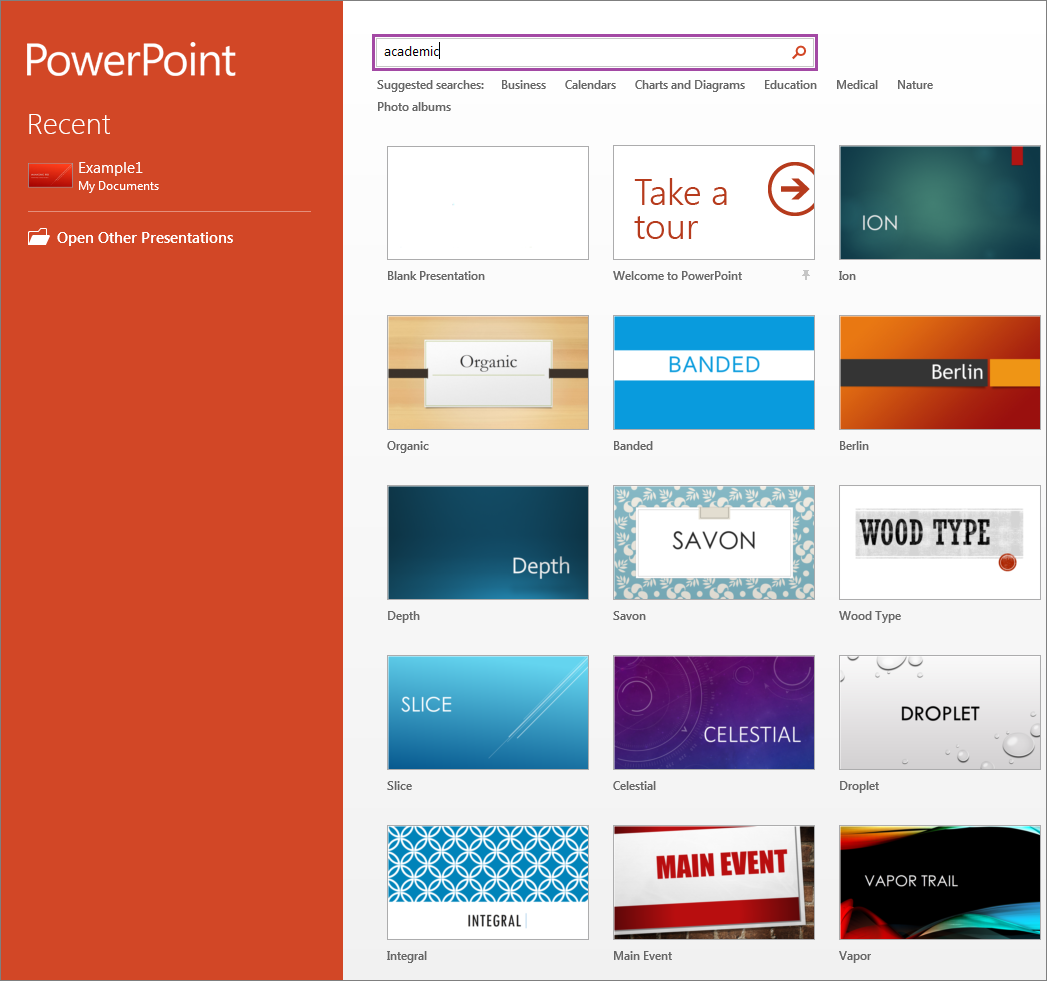 templates and themes - department of information technology - nc state, Presentation templates