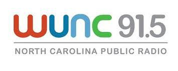 logo of WUNC, North Carolina Public Radio