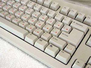 how to set up russia keyboart on pc